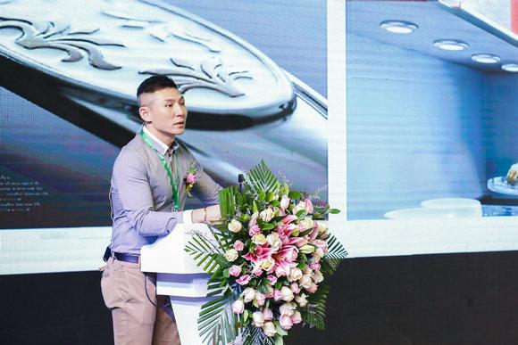 新骏五金销售总监赵晓峰