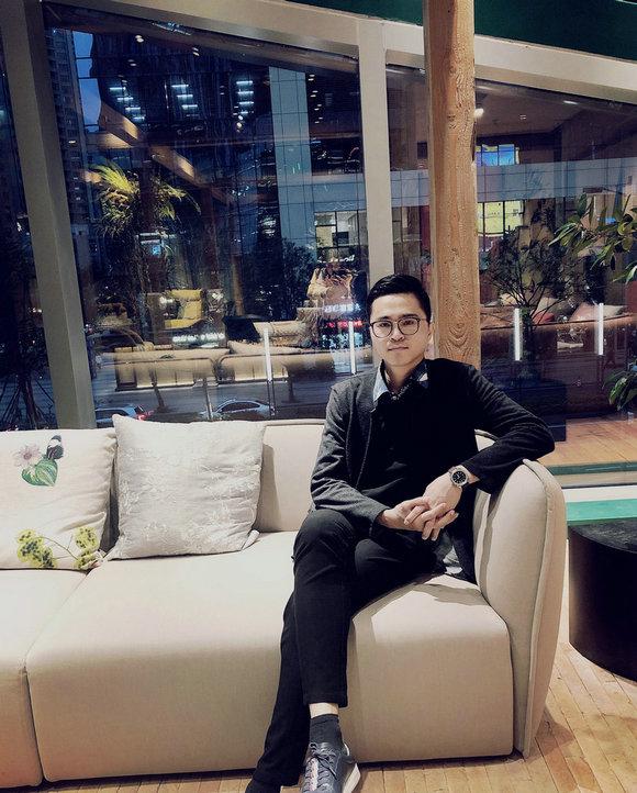 懒猫木阳台董事总经理 董灼杰先生