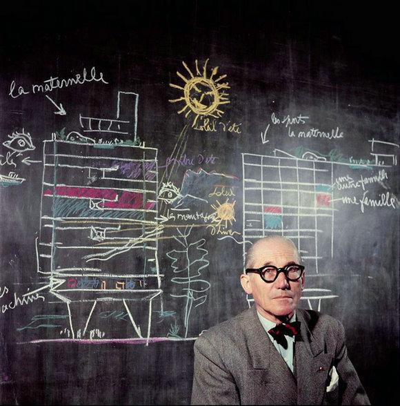 """勒·柯布西耶与他的""""建筑五要素"""""""