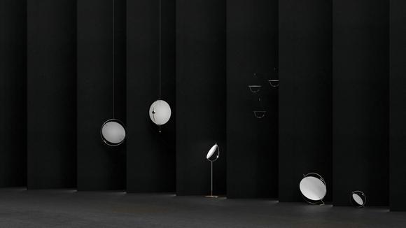 行星系列灯具