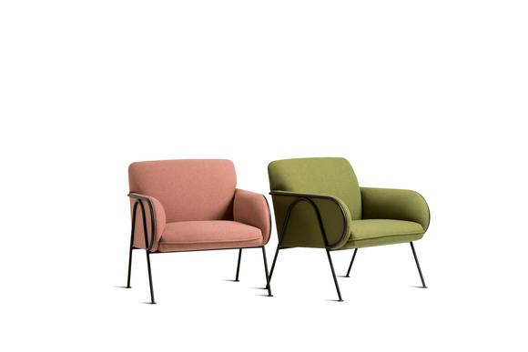Cuddle chair 拥抱椅 单图