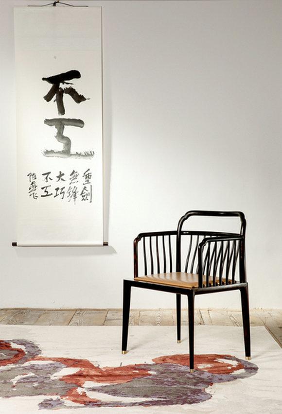 扶风椅 单个图