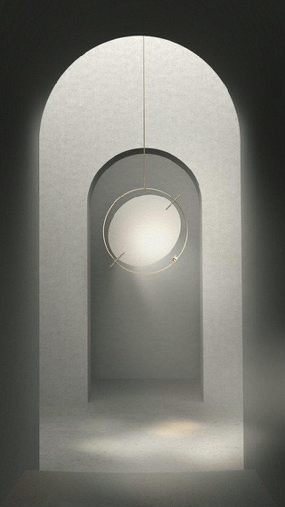 行星系列灯具 单品