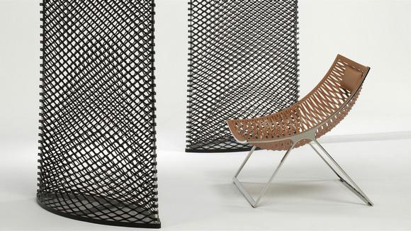 Loom Lounge Chair场景图