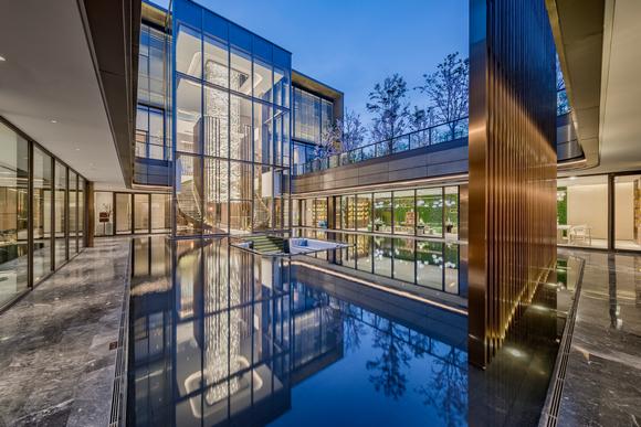 zhongnan mansion club house效果图 (2)