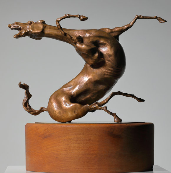 梁永标雕塑