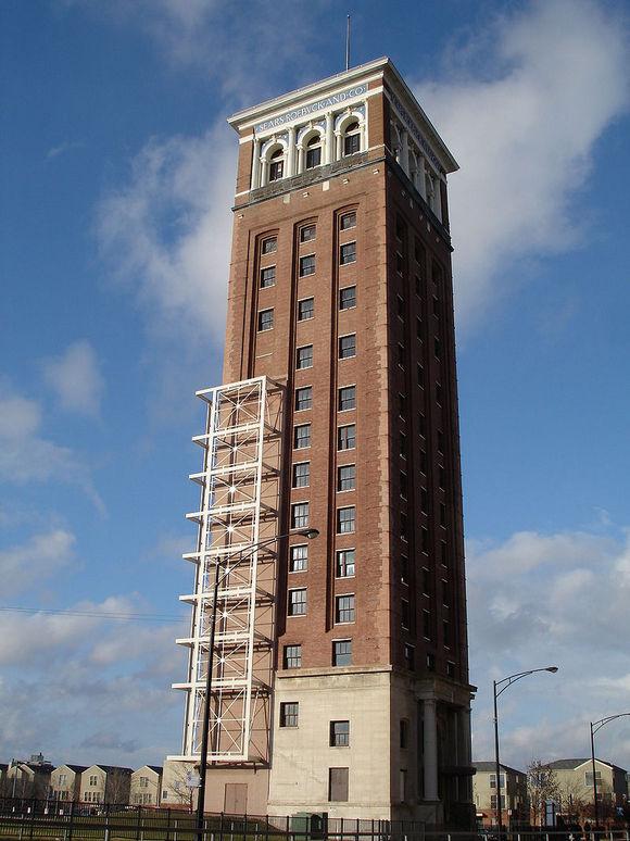 西尔斯商品大厦
