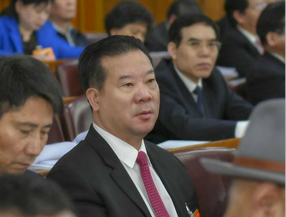 宜华企业(集团)董事长刘绍喜