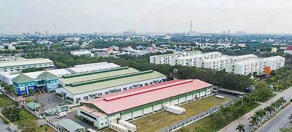 越南工业区