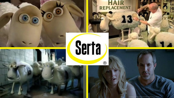 舒达羊系列广告
