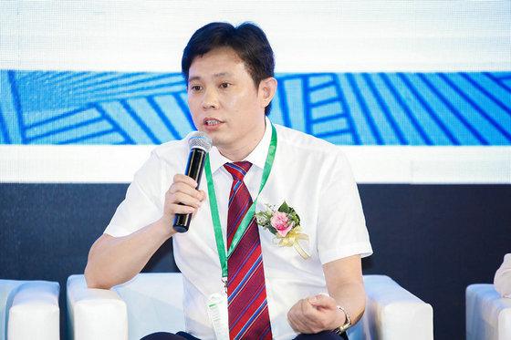 雷巴环保涂料销售中心总经理 李涛