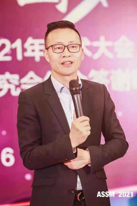 尚驰科技董事长杜海云