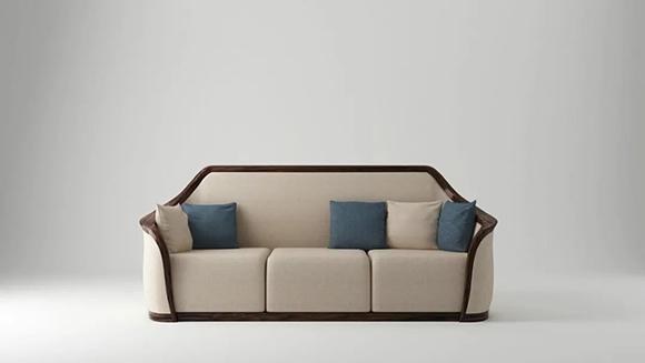 06南谷家具参评作品:云和沙发