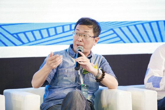 5-上海木业协会市场总监 李培新