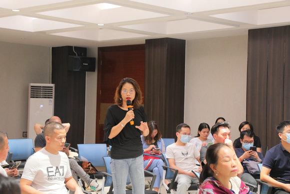 深圳市锦尚森迪软装创意机构创始人 Sundy沁洳