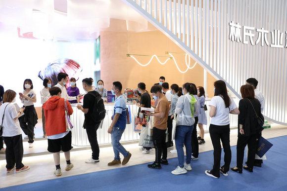 林氏木业·深圳国际家具展