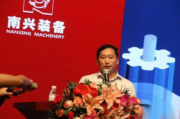 2019中国(广东)国际家具机械及材料展的启动仪式2