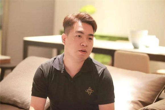 长实家具大区总监陈德明
