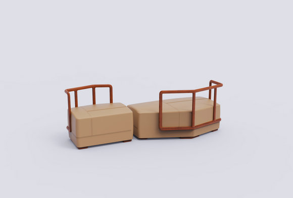游园组合沙发