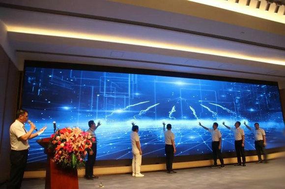 2019中国(广东)国际家具机械及材料展的启动仪式