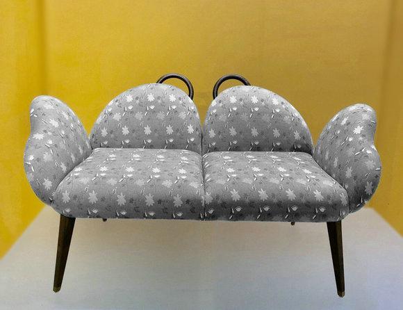 天使双人沙发