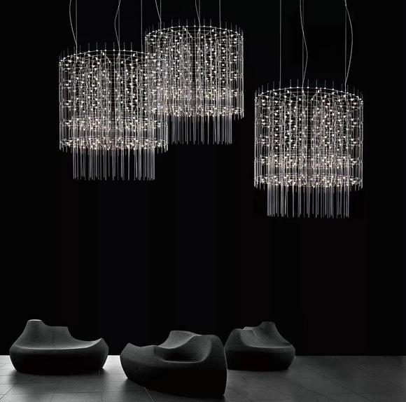 名灯荟萃|光影交织,六大顶级品牌打造光艺术盛宴