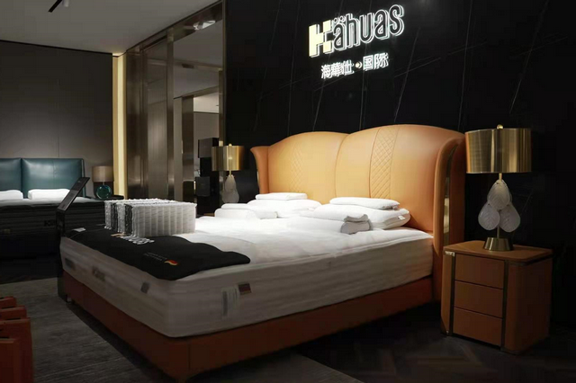 海华仕品牌床垫