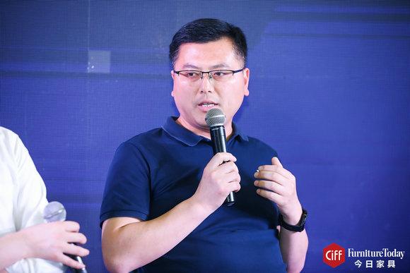 捷昌线性驱动董事副总经理 沈安彬