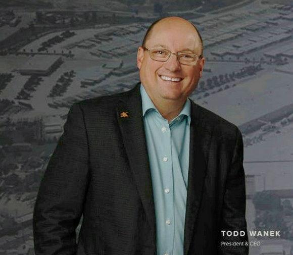 Todd Wanek