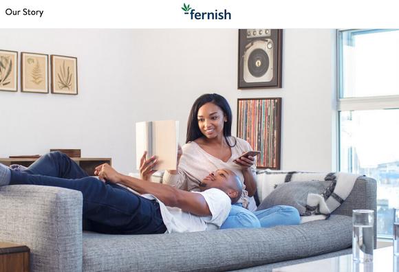 美国按月订购家具供应商 Fernish 完成3000万美元融资