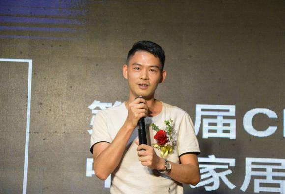 乐从家具协会秘书长,大湾区家商联秘书长杨志华