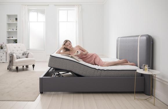 舒达iComfort智能系列,重新定义卧室生活