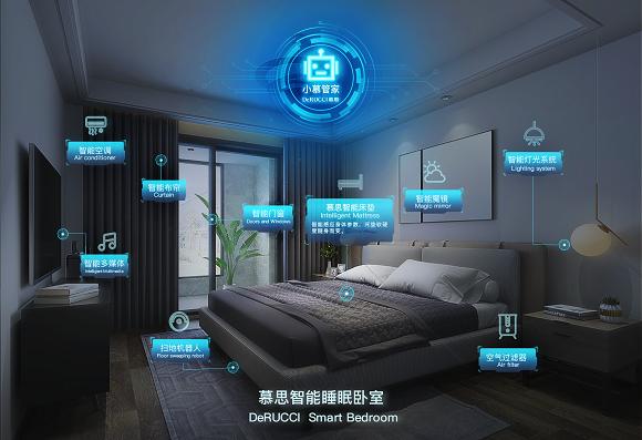 慕思E6智能床垫,五大核心科技助力健康睡眠