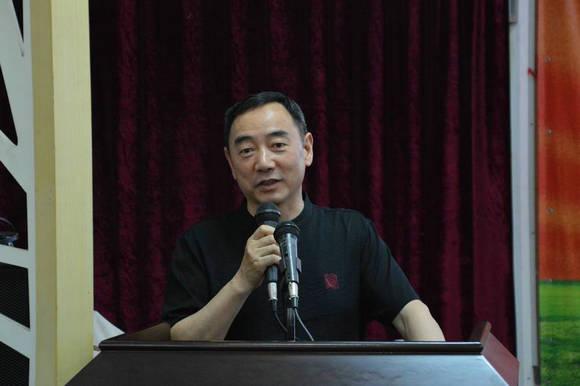 广东省家具协会副会长兼秘书长张承志