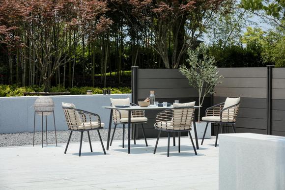 Bohemia波西米亚庭院餐桌椅