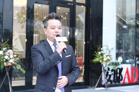 美克家居广告营销中心总监刘春杰