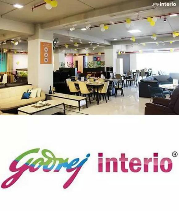 印度知名家具品牌Godrej Interio快速扩张,50家直营店、800个经销网点