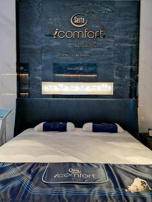 舒达iComfort以Smarter·Cooler·Better为目标,提供高品质智能睡眠产品