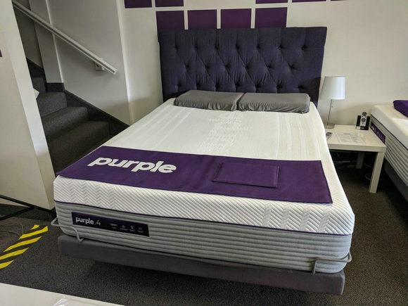 purple床垫